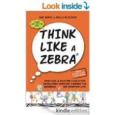 Boek: Think like a Zebra